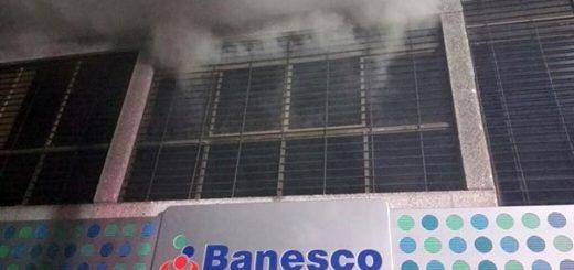 Sede de Banco Banesco en Valencia | Foto: @galindojorgemij