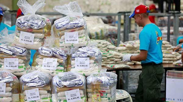 Centro de empaquetamiento CLAP | Foto: Archivo