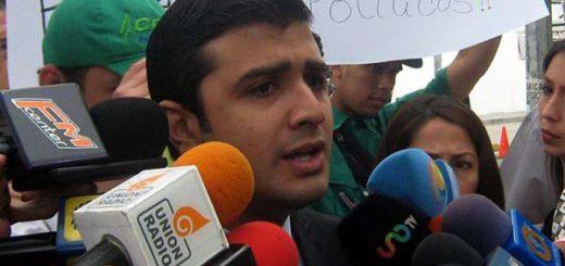 Robert García , Secretario Nacional de COPEI | Foto: Unión Radio