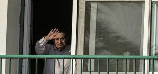 Liberan al expresidente Mubarak seis años después de la revolución egipcia | Foto: AFP