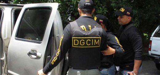Detenido teniente por la DGCIM | Foto referencial