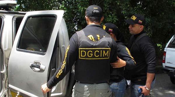 DGCIM detuvo a diputados opositores   Foto referencial