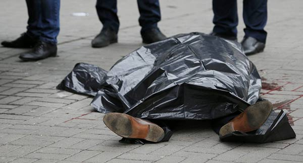 ex diputado ruso asesinado en el centro de Kiev | Foto: EFE