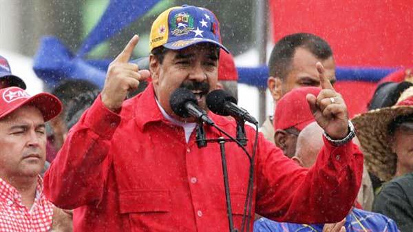Nicolás Maduro envía mensaje a Trump   Foto: Reuters