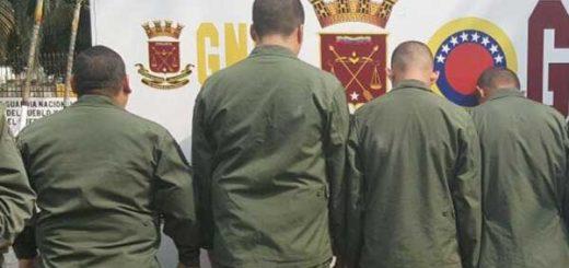 Arrestan a cuatro militares y a siete Cicpc por corrupción | Foto: La Verdad
