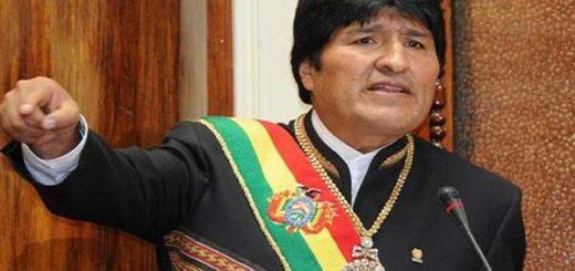 Presidente de Bolivia, Evo Morales | Foto: Cortesía
