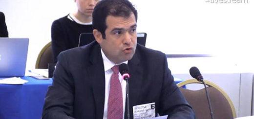 Alfredo Romero, director ejecutivo del Foro Penal venezolano (FPV) | Foto: El Nacional