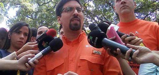 Freddy Guevara | Foto: Twitter