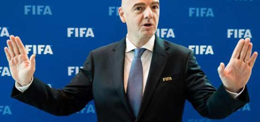Gianni Infantino, presidente de la FIFA |Foto: Getty Images
