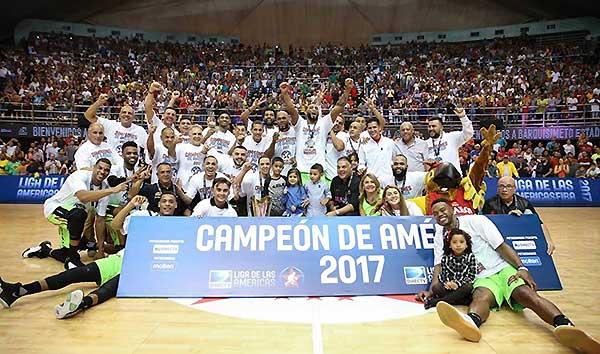 Guaros de Lara se coronan campeones | Foto: Meridiano