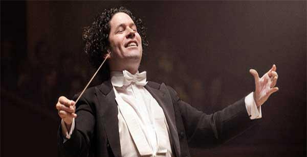 Gustavo Dudamel, director de orquestas venezolano |Foto cortesía