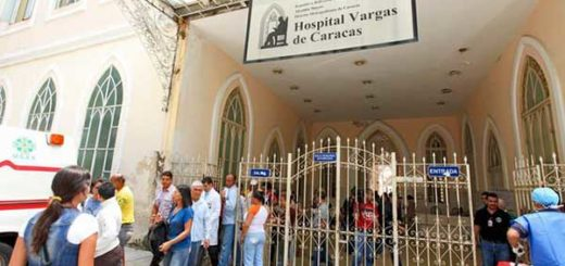 Paciente habría muerto por falta de oxígeno durante un apagón en el hospital Vargas | Foto referencial