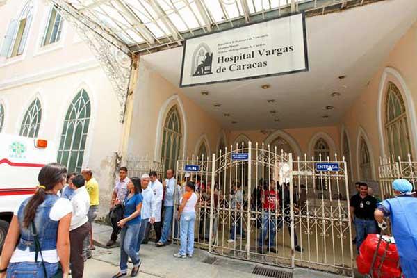 Hospital de Vargas | Foto referencial