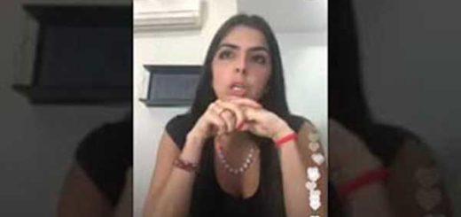 Erika Schwarzgruber confiesa que fue extorsionada por video íntimo con Yorgelys Delgado y Kent | Captura de video