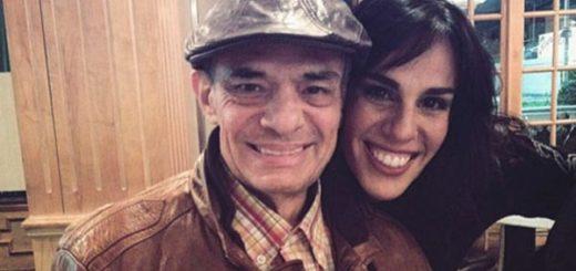 Marysol Sosa y su padre, José José | Foto: Twitter