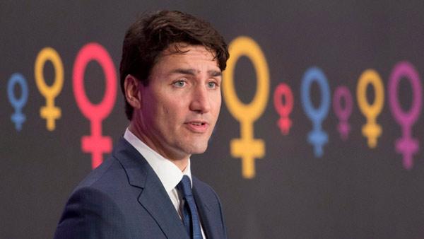 Justin Trudeau, primer ministro de Canadá | Foto: Canadian Press