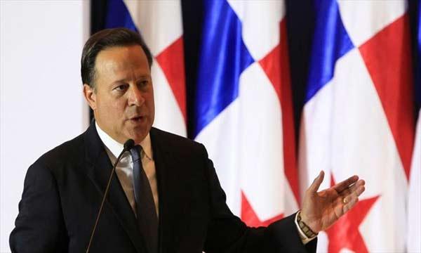 Juan Carlos Varela, presidente de Panamá |Foto cortesía