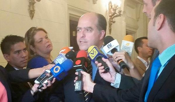 Julio Borges   Foto: Globovisión