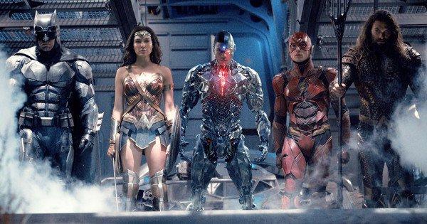 La Liga de la Justicia | Imagen