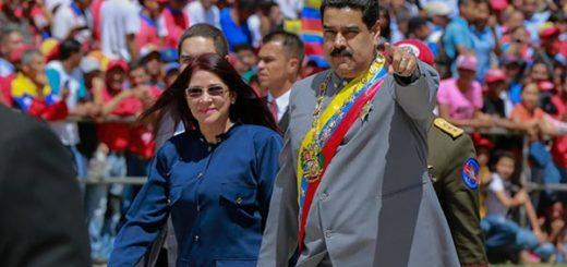 Maduro declaró el Liqui Liqui traje nacional el pasado 01 de febrero   Foto: @PresidencialVen