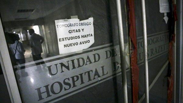 Oncológico Luis Razetti | Foto: CRISTIAN HERNÁNDEZ