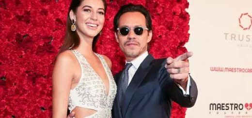 Marc Anthony y su nueva novia, Marinan Downing | Foto: Getty Images