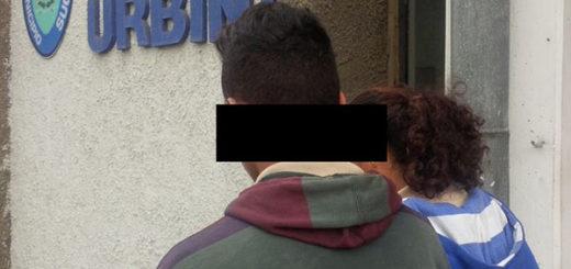 Menores detenidos | Foto: Twitter