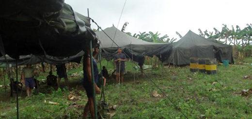 militaresw venezolanos asentaron campamento en territorio colombiano | Foto: El Nacional
