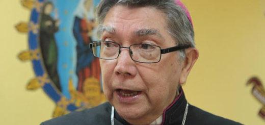 Monseñor Ubaldo Santana | Foto: LaVerdad