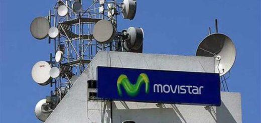 """Hurto de """"gran magnitud"""" deja a siete ciudades sin señal de Movistar"""
