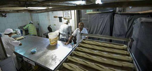 Panadería ocupada | Foto: Juan Barreto/ AFP
