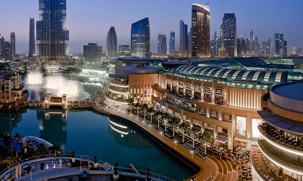 The Dubai Mall | Foto: Agencias