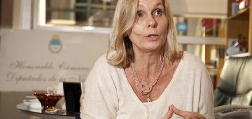 Cornelia Schmidt-Liermann, vocera de la Alianza Parlamentaria Democrática de América | Foto: LPO