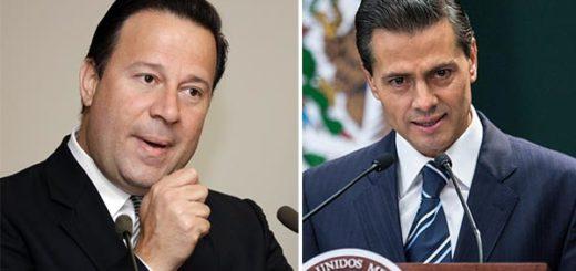 Presidente de Panamá y presidente de México | Composición Notitotal