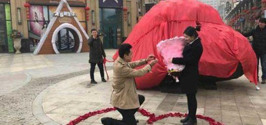 Chino regala un meteorito de 33 toneladas a su novia para pedir su mano | Foto cortesía