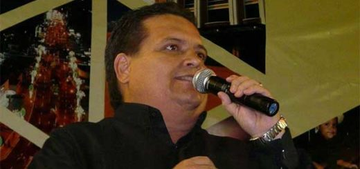 Falleció el cantautor y locutor zuliano Gustavo Díaz | Foto: vía Twitter