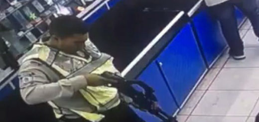 PNB acciona escopeta accidentalmente | Foto: captura de video