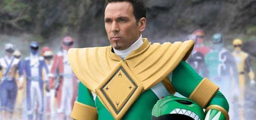 Jason David Frank, el actor de la serie original fue expulsado del estreno de los Power Rangers | Foto: Saban Entertainment