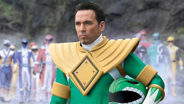 Jason David Frank, el actor de la serie original fue expulsado del estreno de los Power Rangers | Foto: Saban Entertainment
