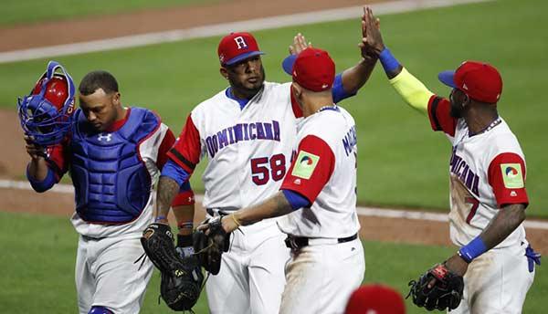 República Dominicana vence a Venezuela |Foto: EFE