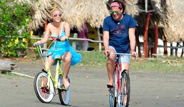 Shakira y Carlos Vives | Foto: López-Dóriga Digital