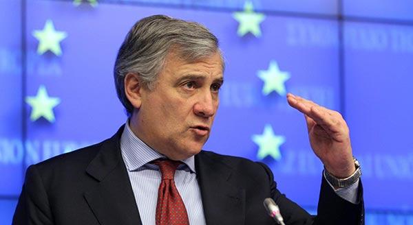Antonio Tajani | Foto: EU