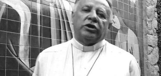 El arzobispo de Ciudad Bolívar, monseñor Ulises Gutiérrez | Foto: Correo del Caroní
