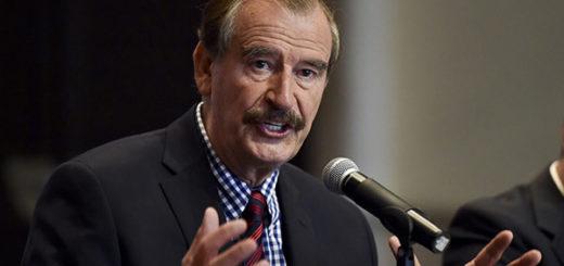 Ex presidente de México, Vicente Fox | Foto: Archivo