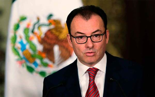 Canciller de México, Luis Videgaray| Foto: Agencias