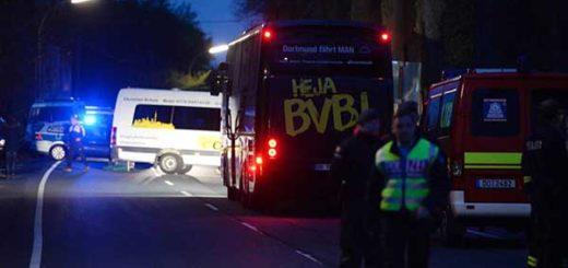 Hallaron un escrito relacionado con ataque en Dortmund | Foto: Agencias
