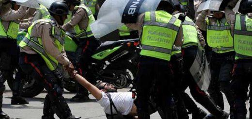 Protestas en Venezuela #10Abr | Foto: Reuters