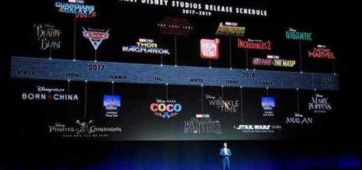 La agenda de Disney para los próximos tres años | Foto: Agencias