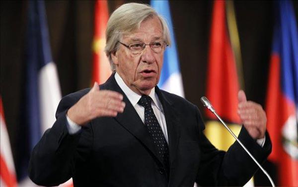 Ministro uruguayo, Danilo Astori | Foto: Cortesía