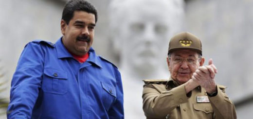 Nicolás Maduro, Raúl Castro